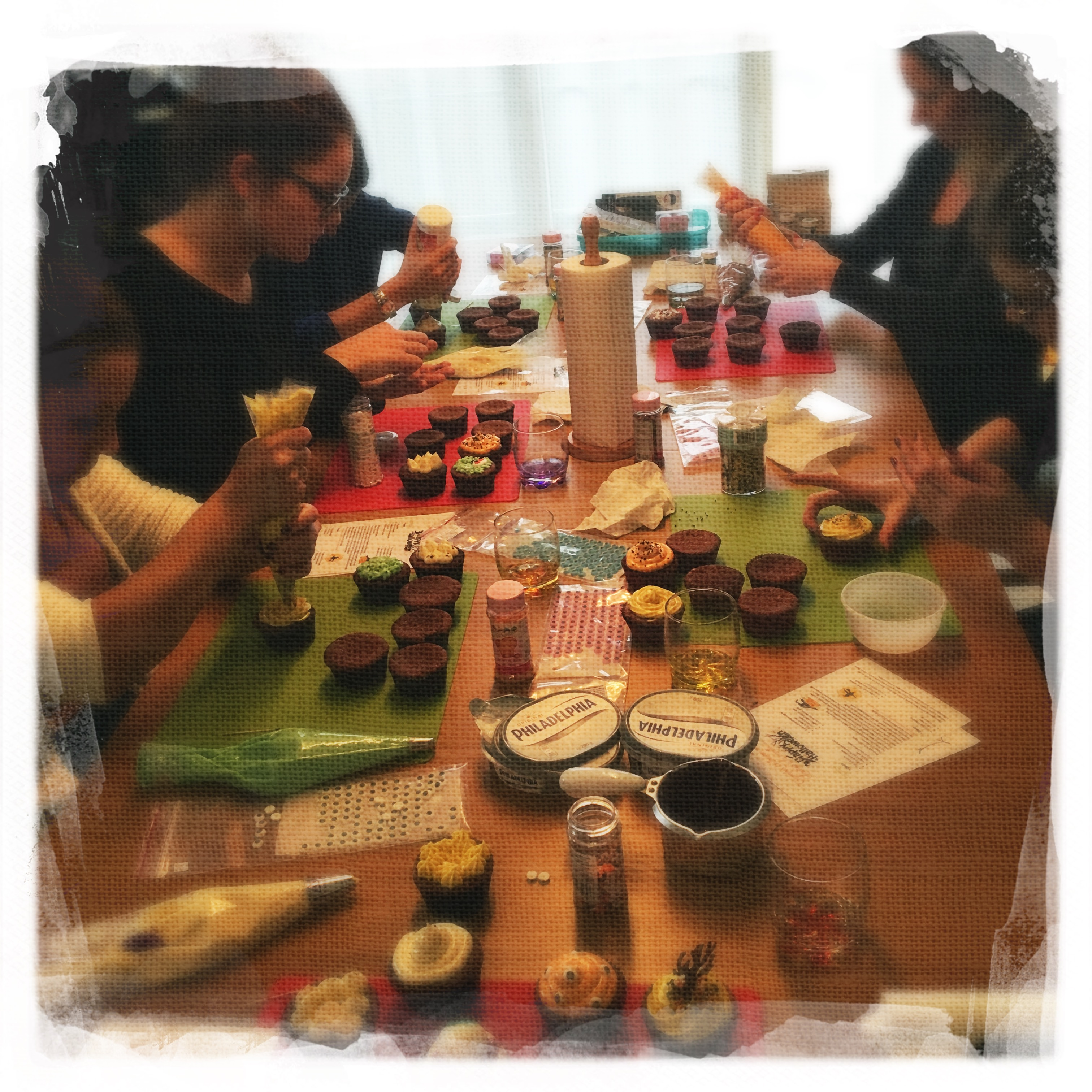 Cours Cupcakes de la Mort 2 XII