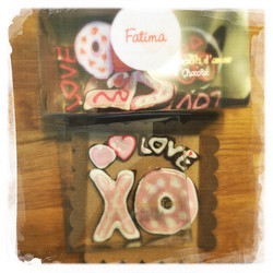 Cours Biscuits d'amour XXXII