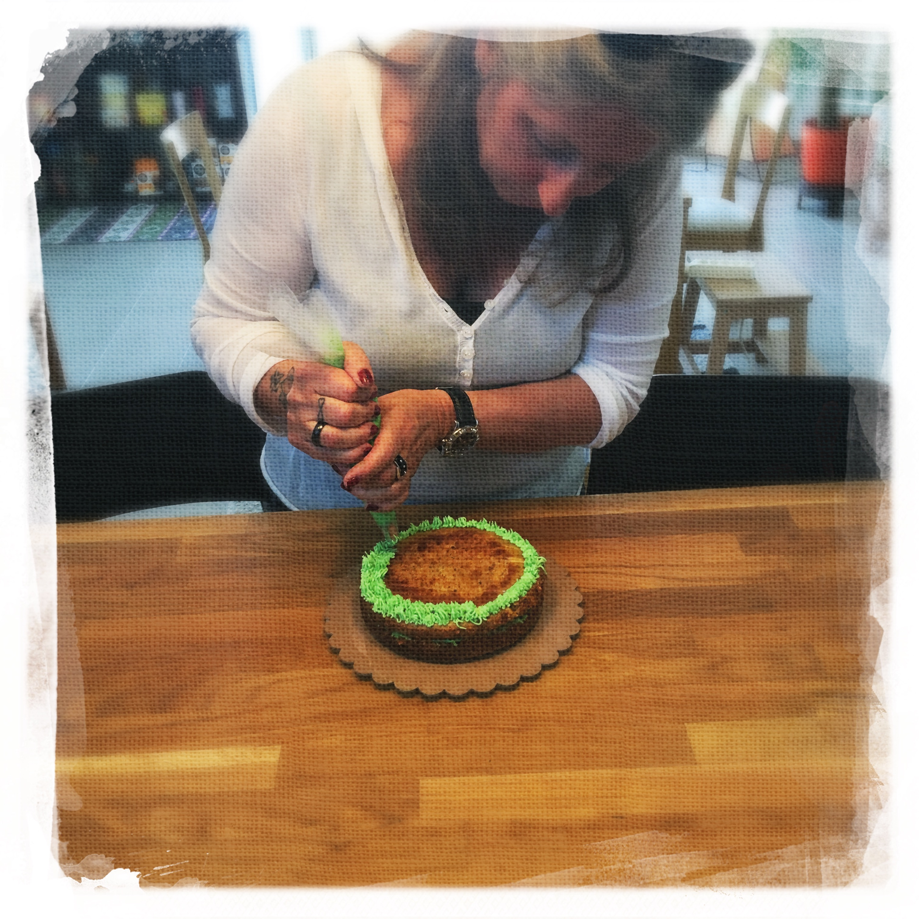 Cours Gâteau de Pâques II