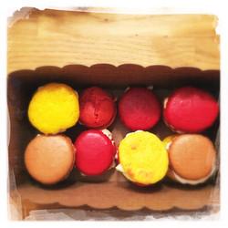 Cours Macarons salés 45