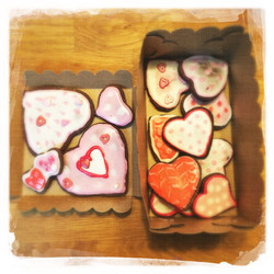 Cours Biscuits d'amour XXIX