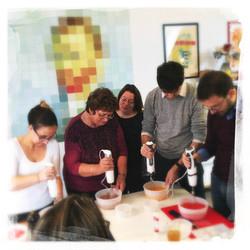 Cours Macarons salés 8