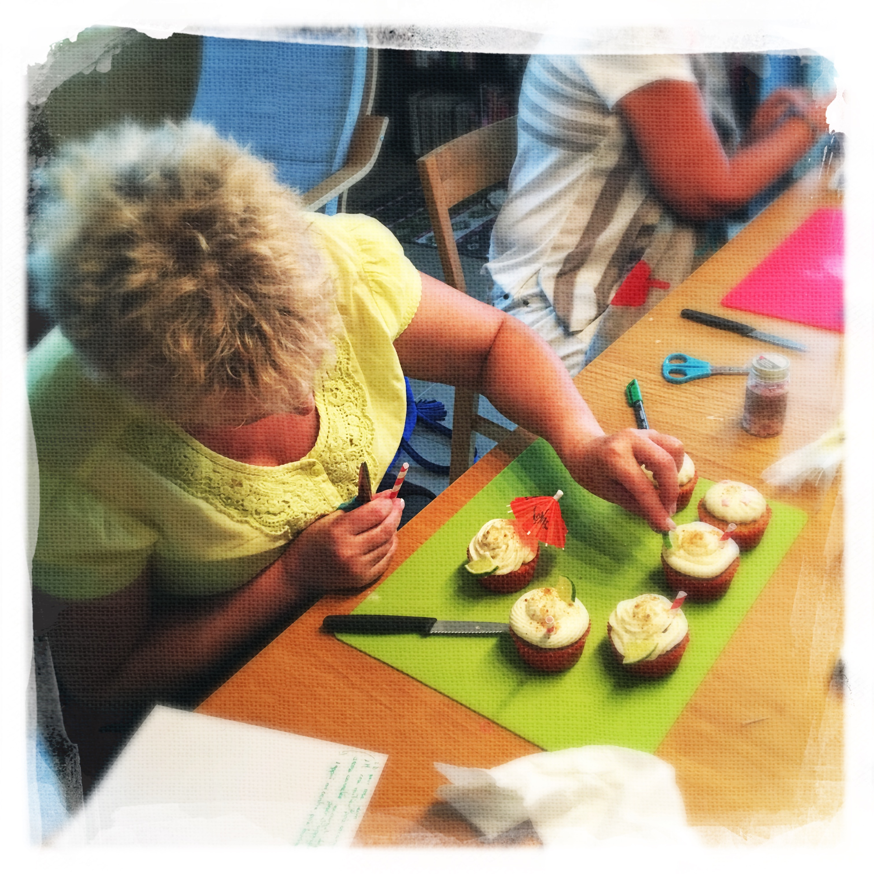 Cours Cupcakes Mojito 2 VIII