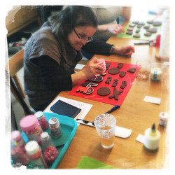 Cours Biscuits d'amour XVII