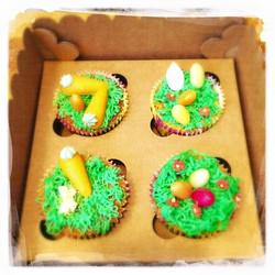Cours Cupcakes de Pâques n°2 VI