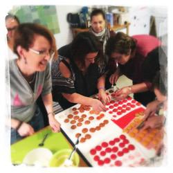 Cours Macarons salés 17