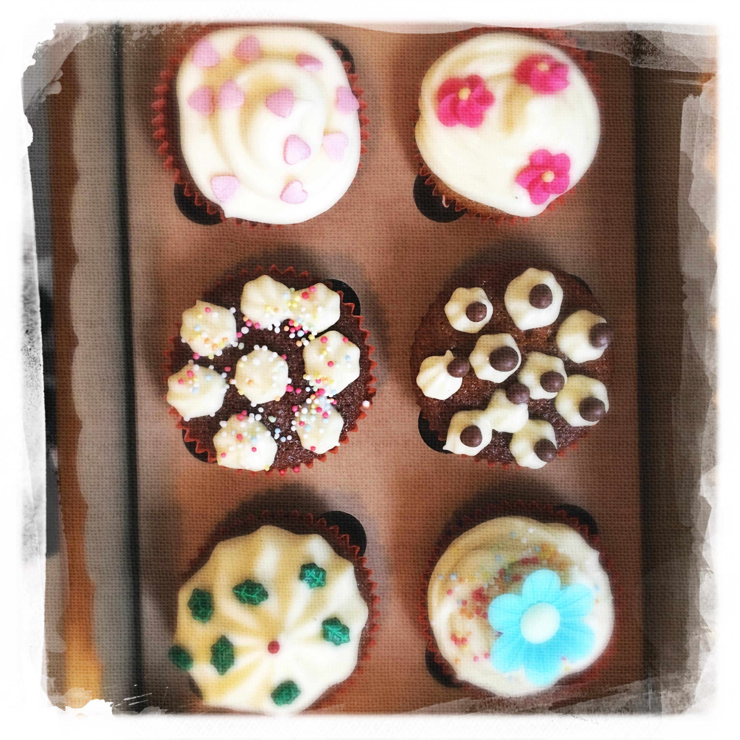 Cours Cupcakes Potiron/... XIII