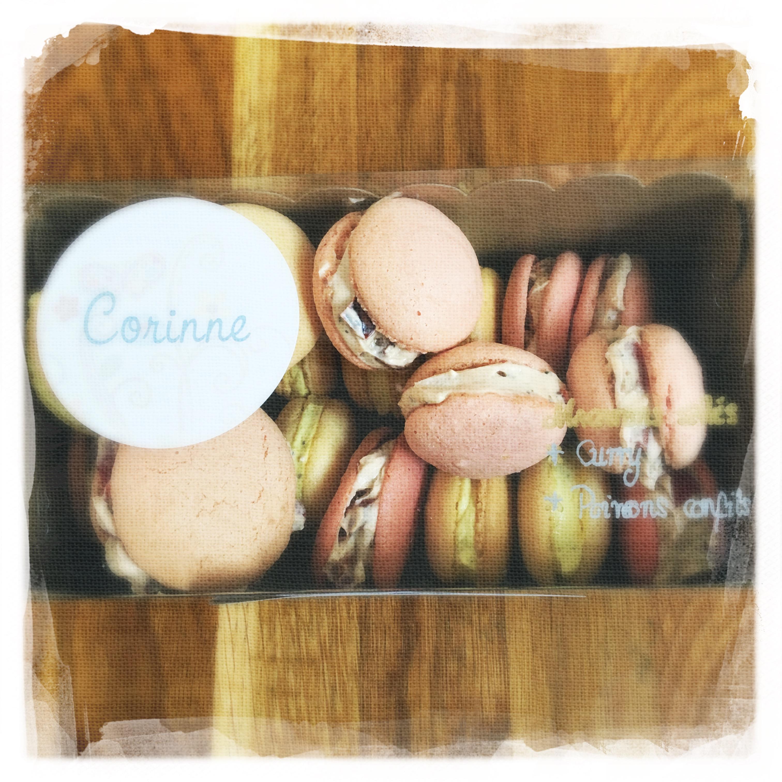 Cours Macarons salés '16 XI