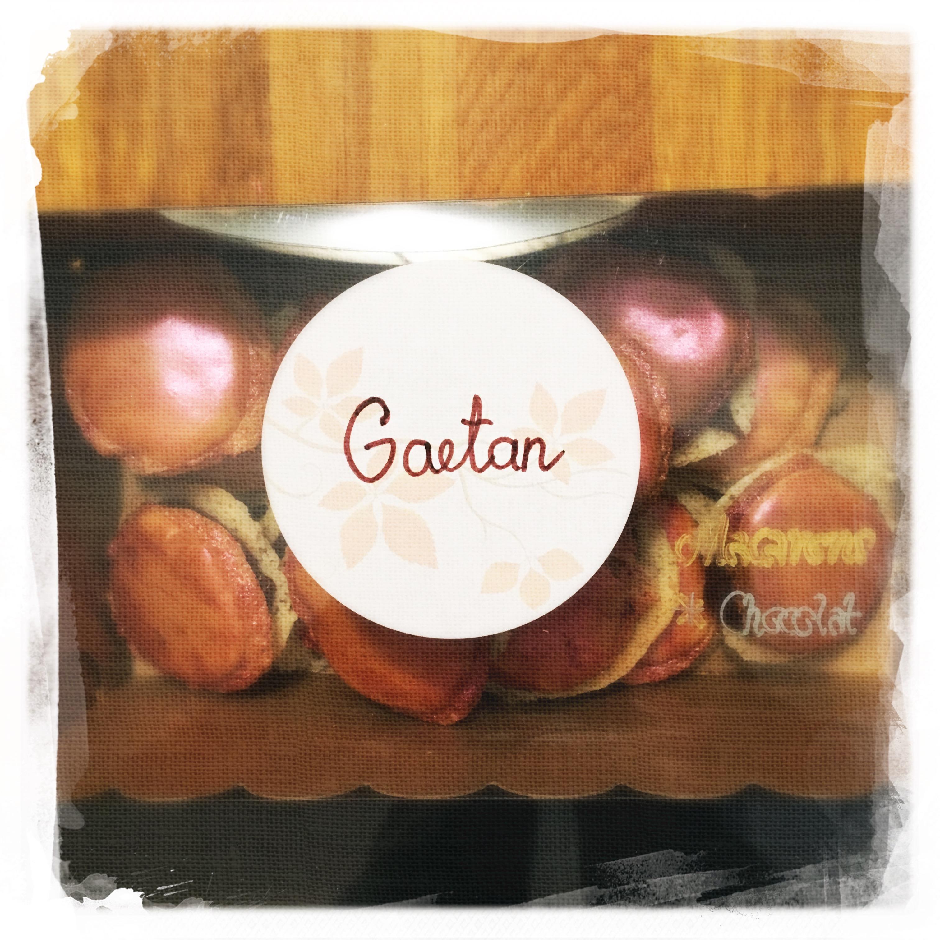 Cours Macarons Chocolat 2 XV