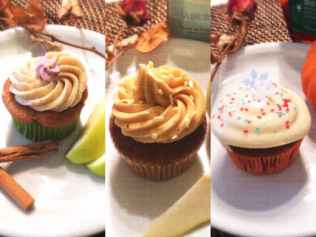 Be calm and eat a cupcake 👑