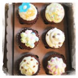 Cours Cupcakes Potiron/... XXXIII
