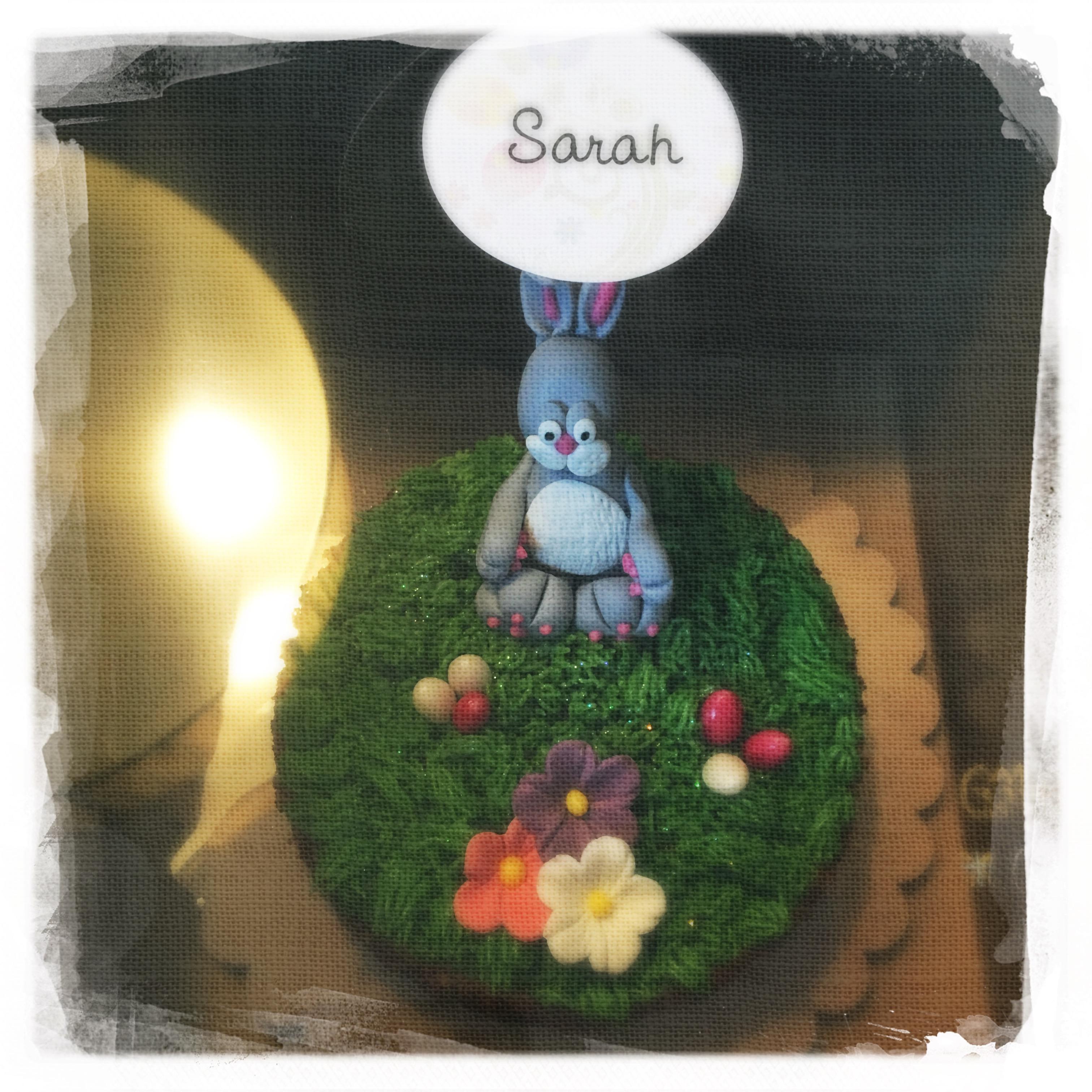 Cours Gâteau de Pâques 2 XX