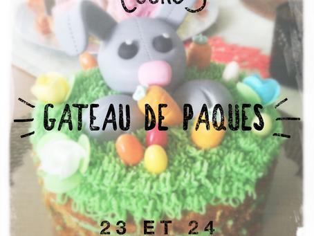 Cours Gâteau de Pâques
