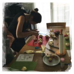 Cours Cupcakes Mojito V