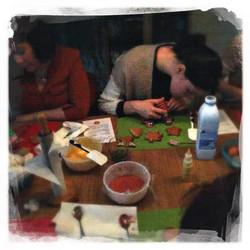 Cours Pain d'épices VII