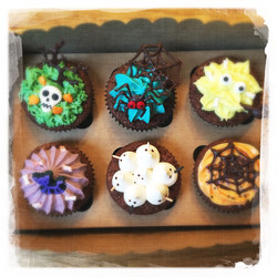 Cupcakes de la Mort XXX