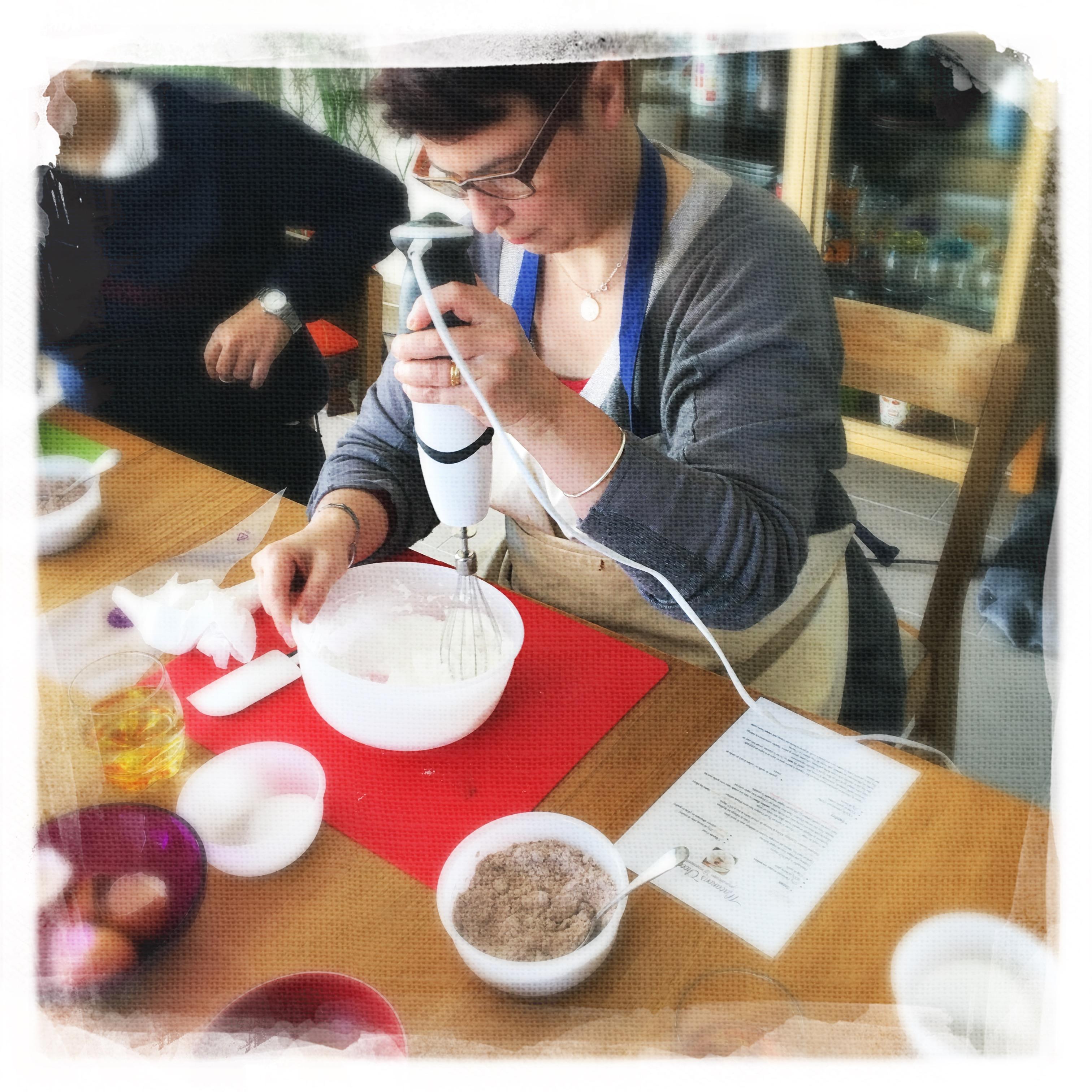 Cours Macarons Chocolat III