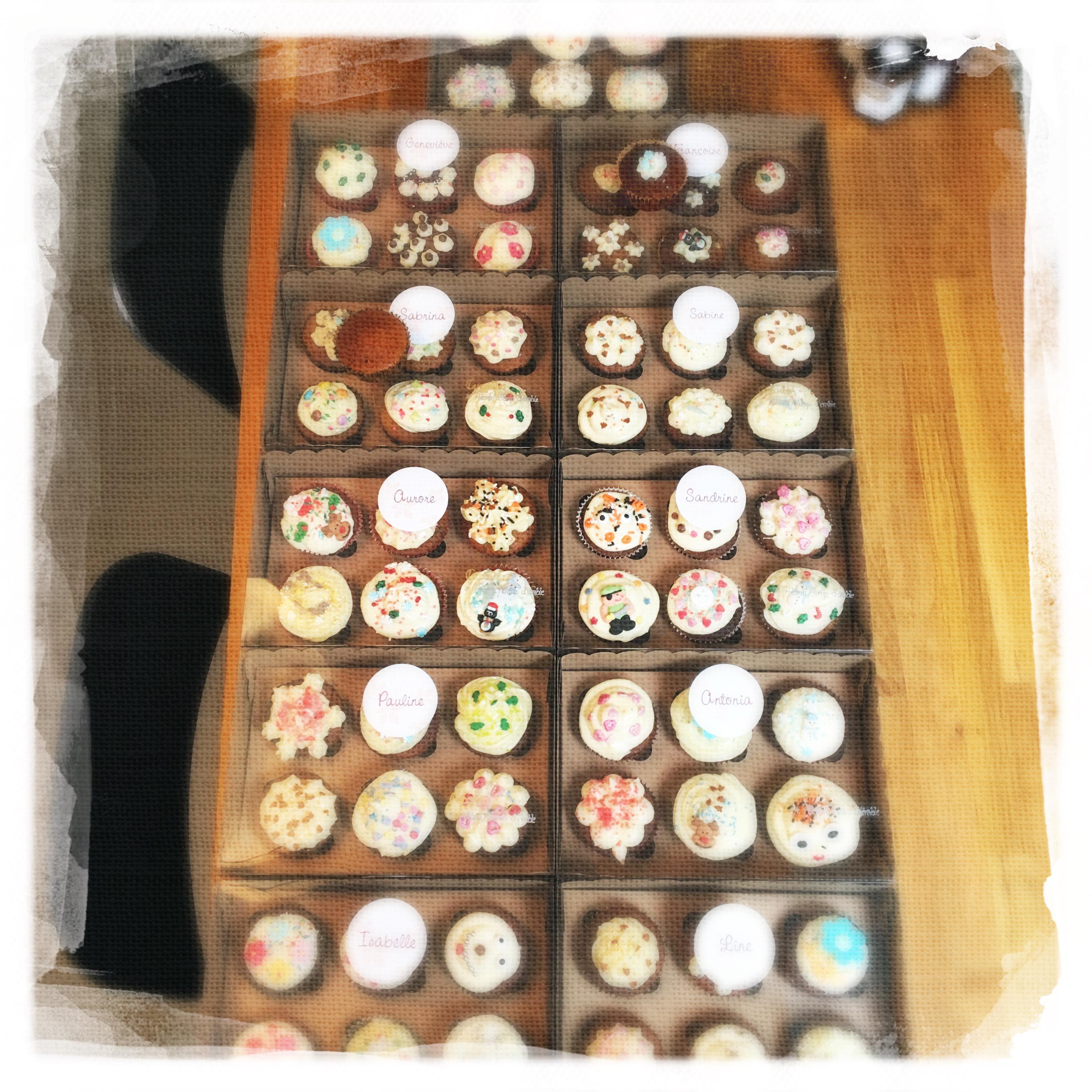 Cours Cupcakes Potiron/... XXXIV