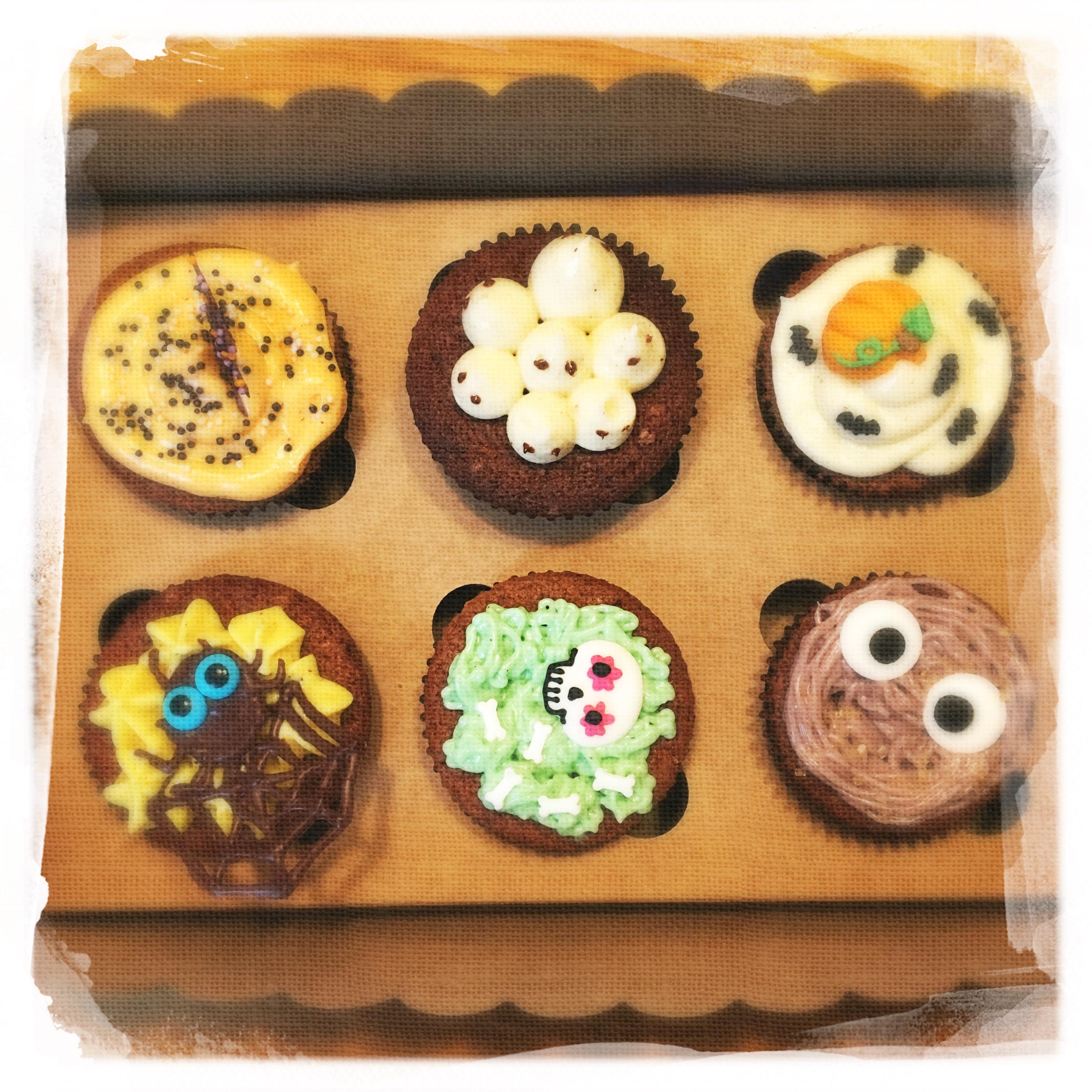 Cours Cupcakes de la Mort 2 XX