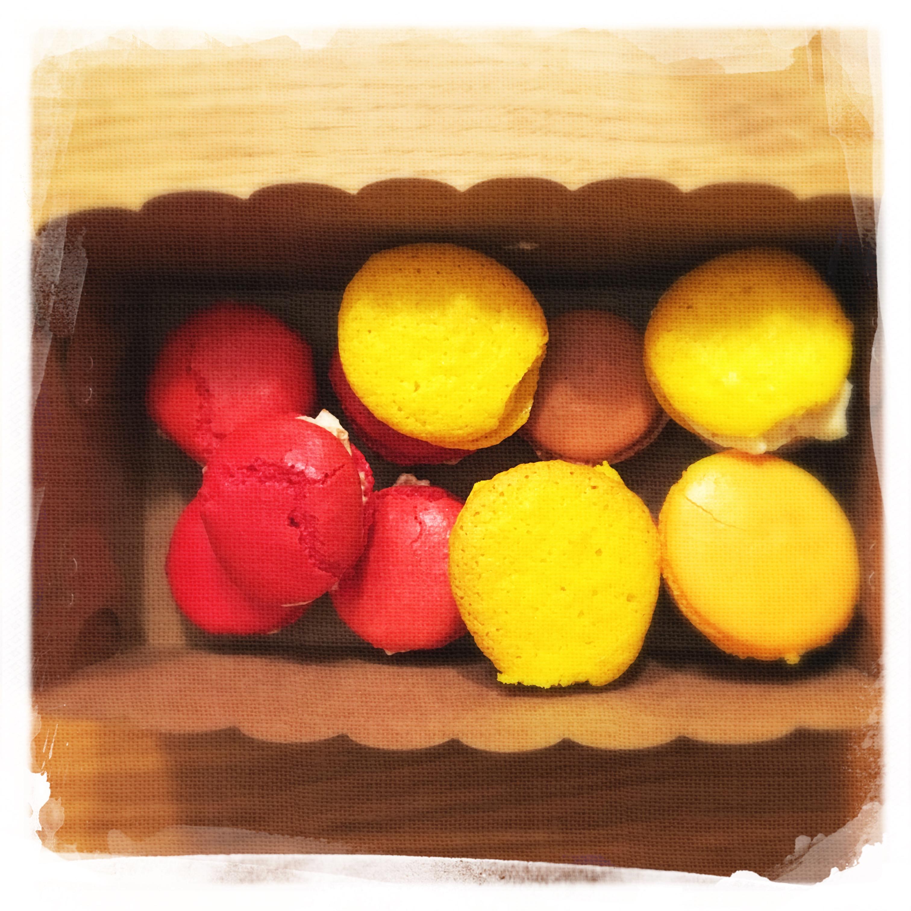 Cours Macarons salés 33