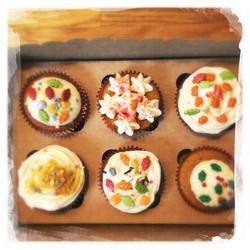 Cupcakes Potiron/Sirop... 2 XXI