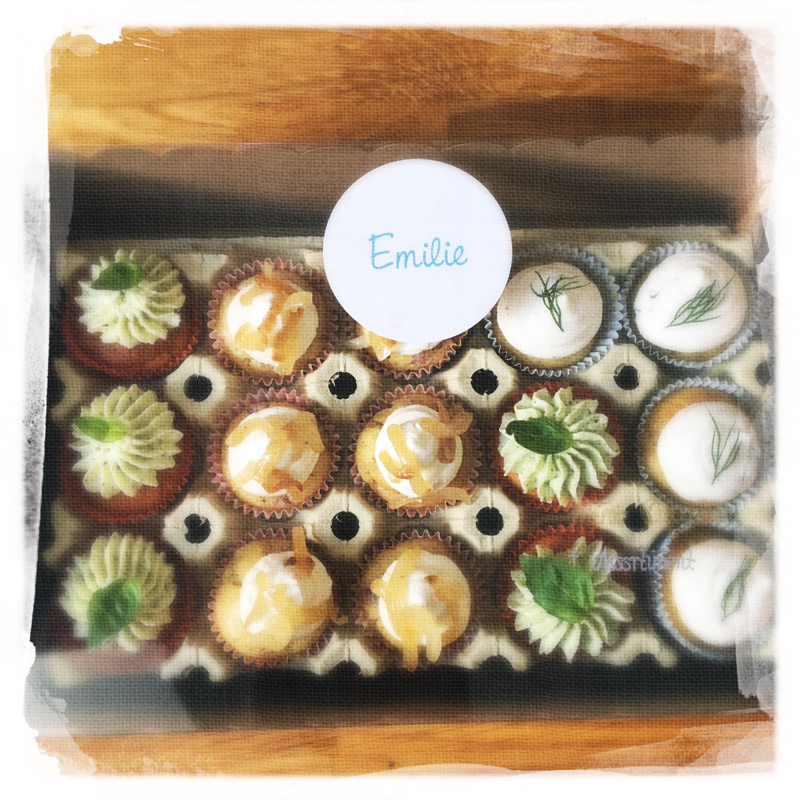 Cours Cupcakes salés 2 XIX