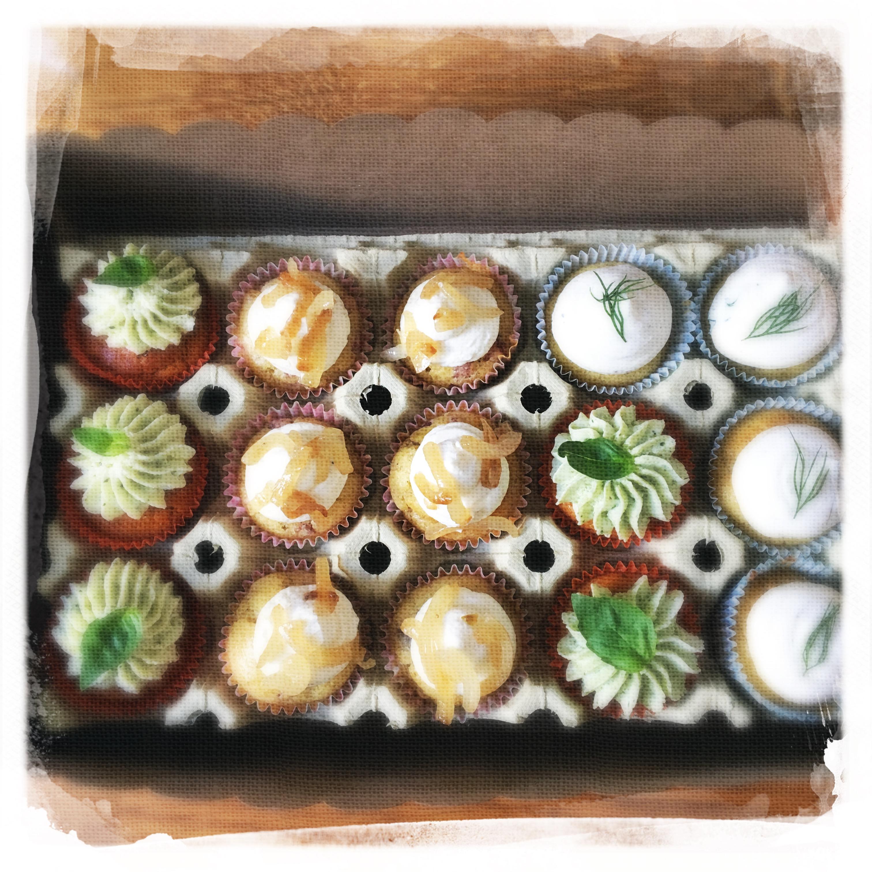 Cours Cupcakes salés 2 XVIII