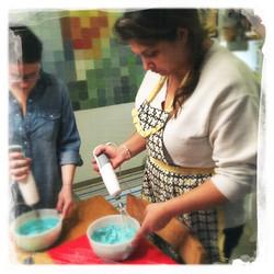 Cours privé Gâteau Stitch VIII