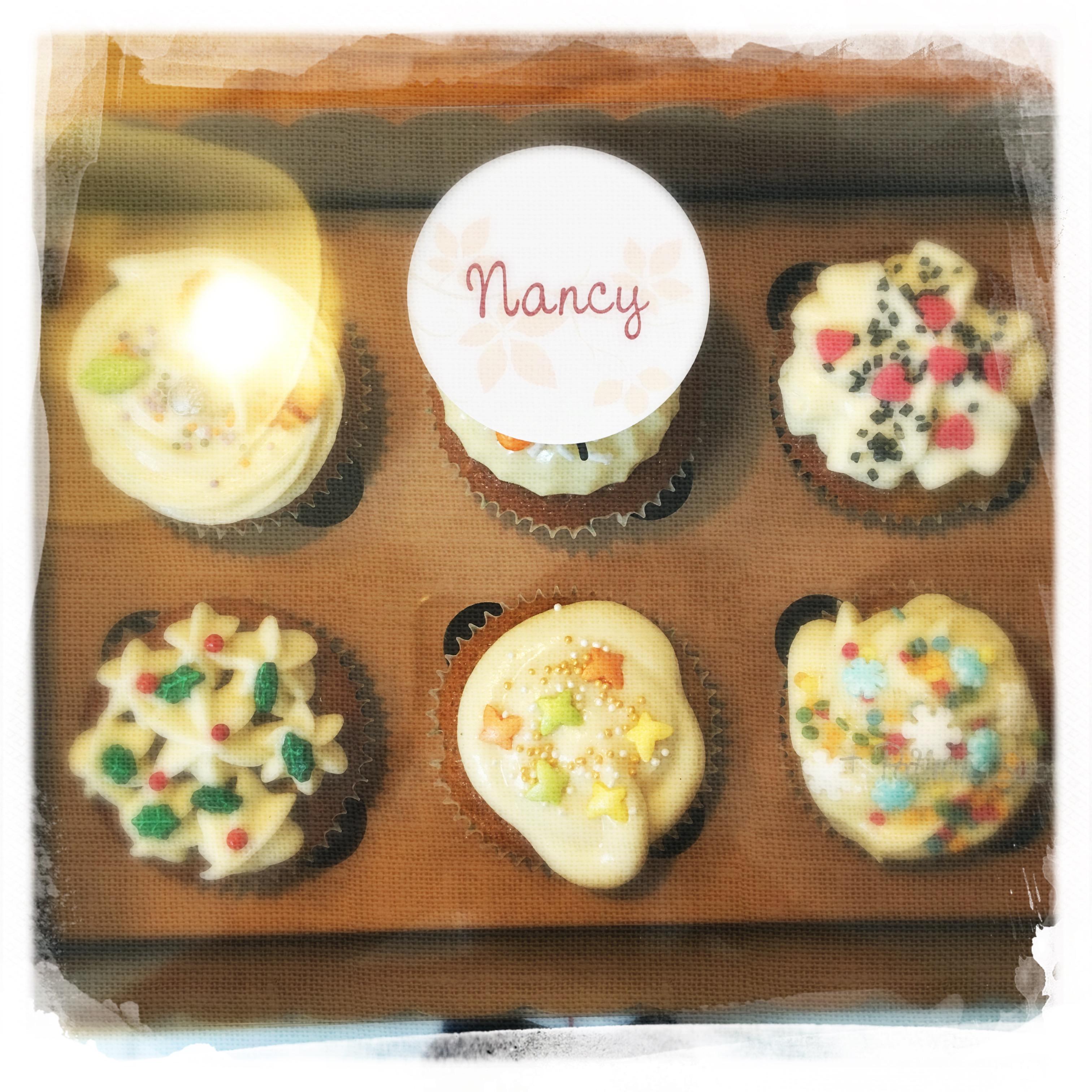 Cupcakes Potiron/Sirop... 2 XXVIII