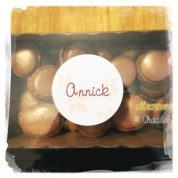 Cours Macarons Chocolat XVI