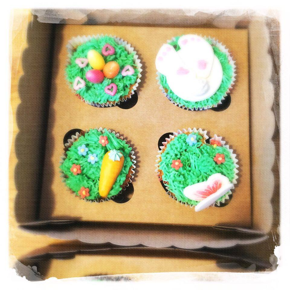 Cours Cupcakes de Pâques n°2 III