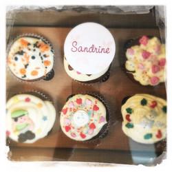 Cours Cupcakes Potiron/... XXII
