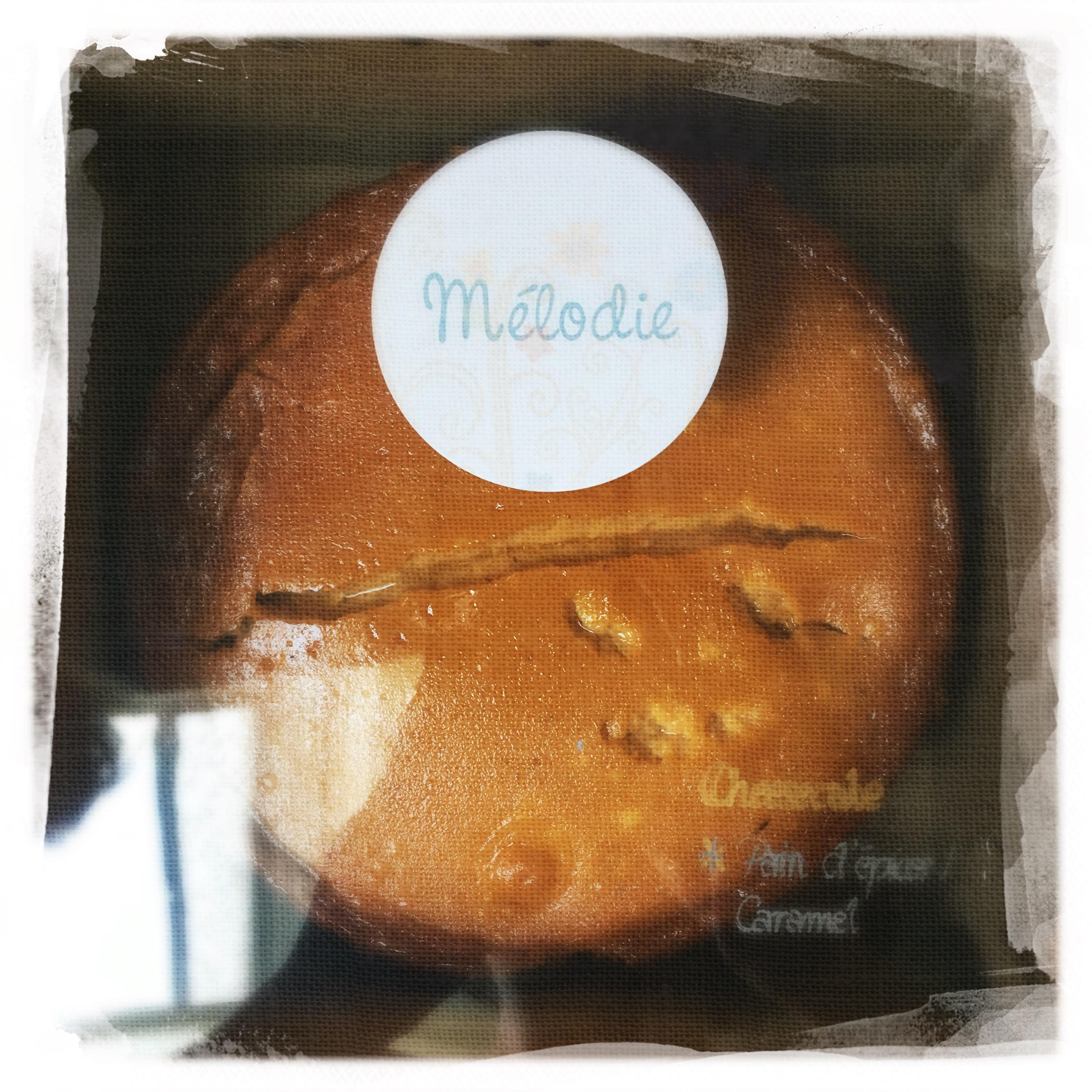 Cours Cheesecake Caramel XIX