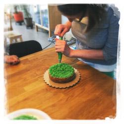 Cours Gâteau de Pâques V