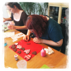 Cours Biscuits d'amour XV