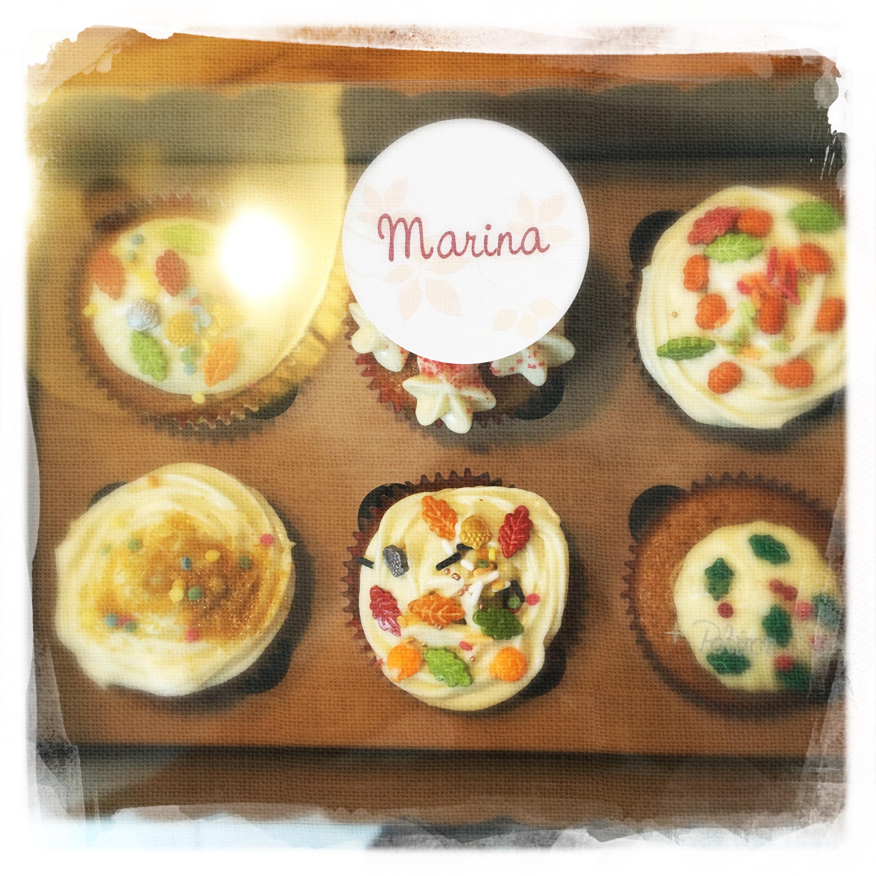Cupcakes Potiron/Sirop... 2 XXII