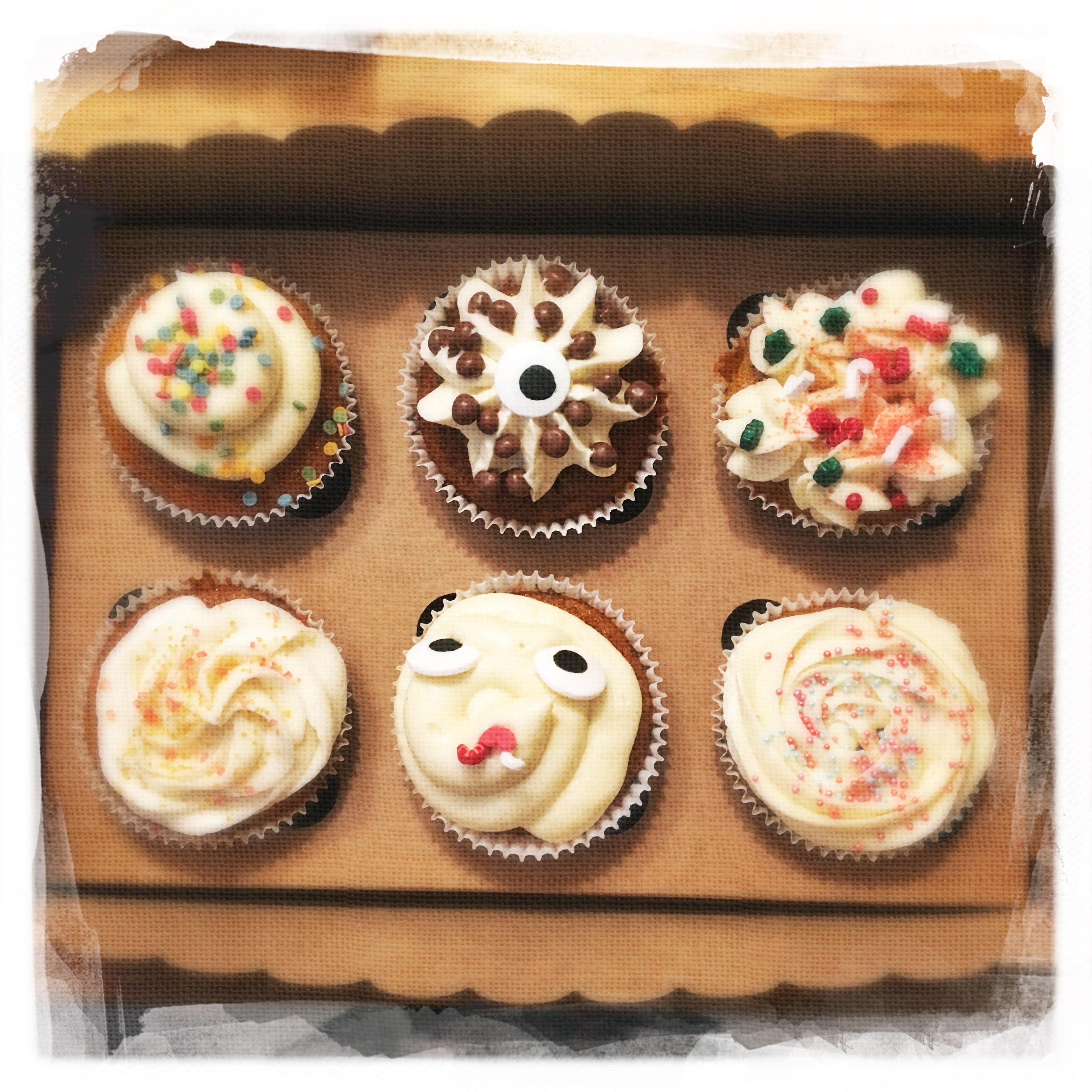 Cours Privé Cupcakes vegan 34