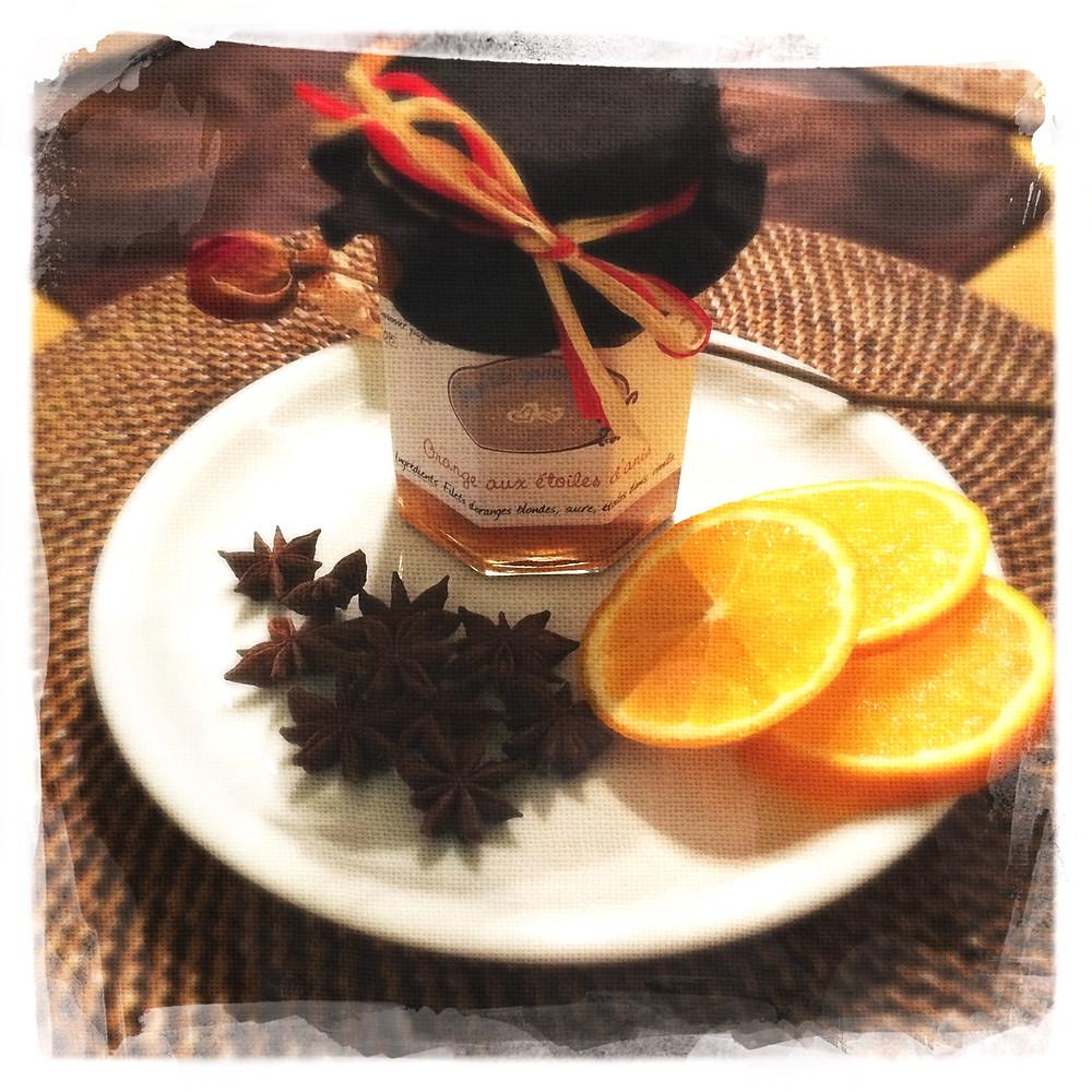 Confiture Orange/Anis
