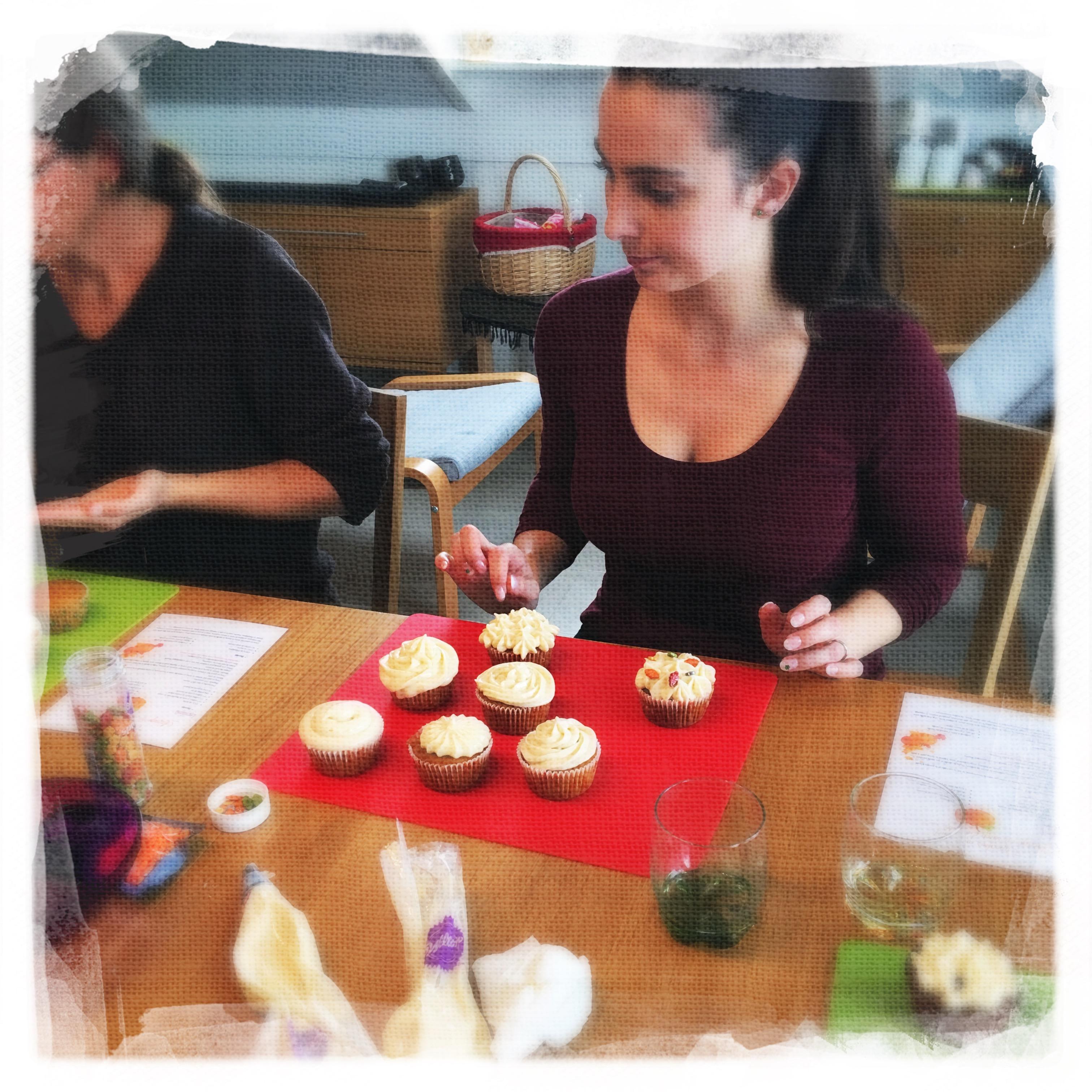 Cupcakes Potiron/Sirop... 2 XX