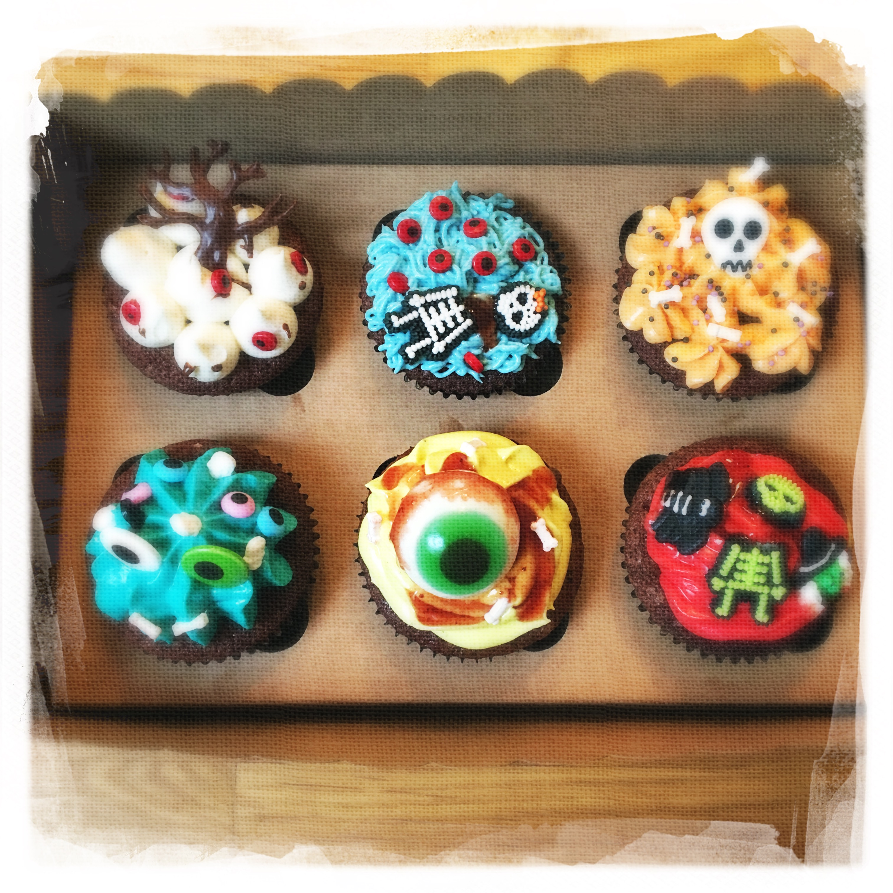 Cupcakes de la Mort XXXVI