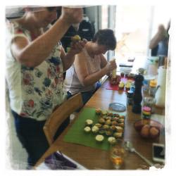 Cours Cupcakes salés VII