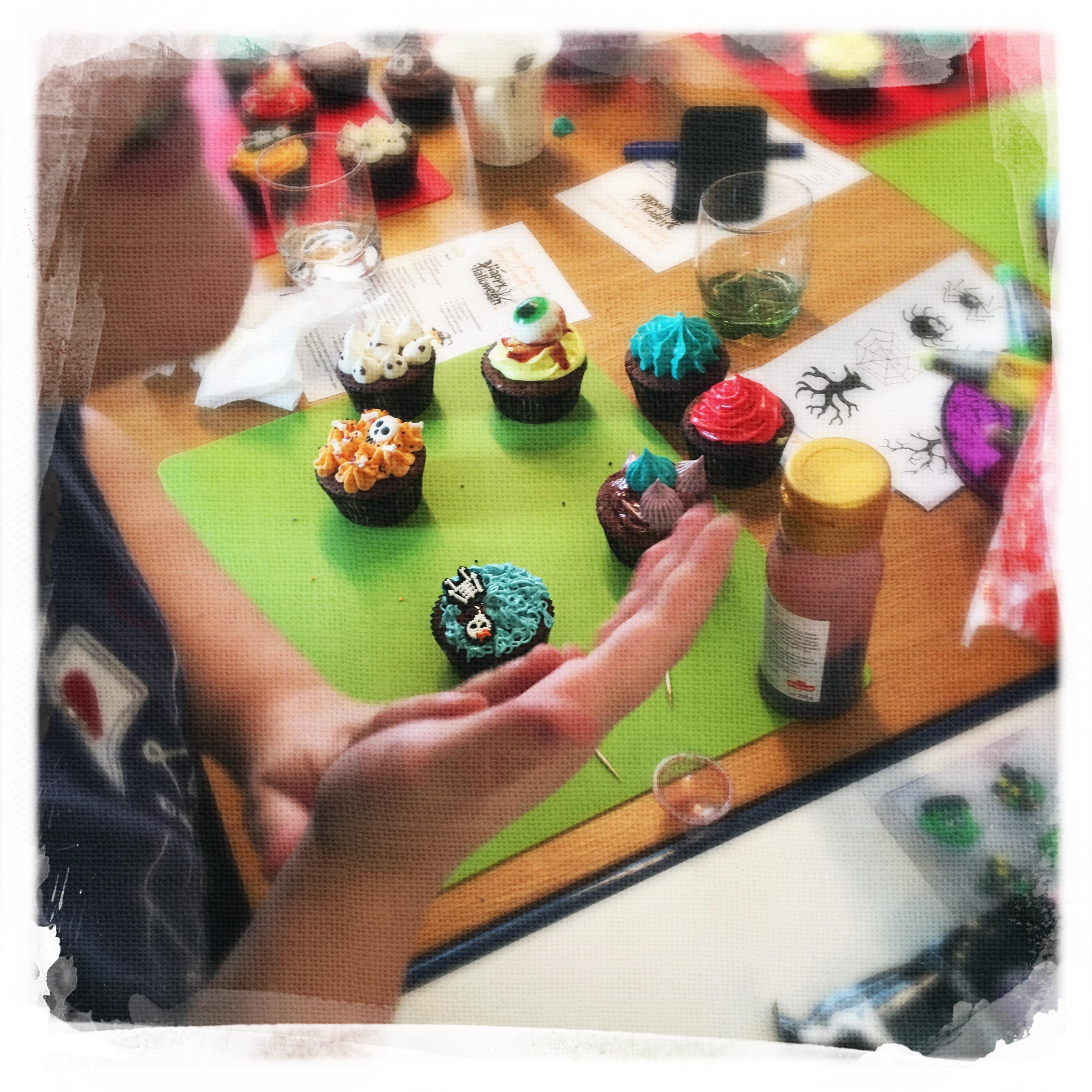 Cupcakes de la Mort XX