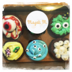 Cours Cupcakes de la Mort XXI