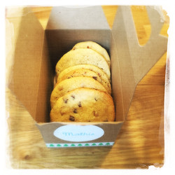 Cours privé Cookies XII