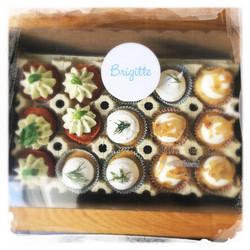 Cours Cupcakes salés 2 XXXIV