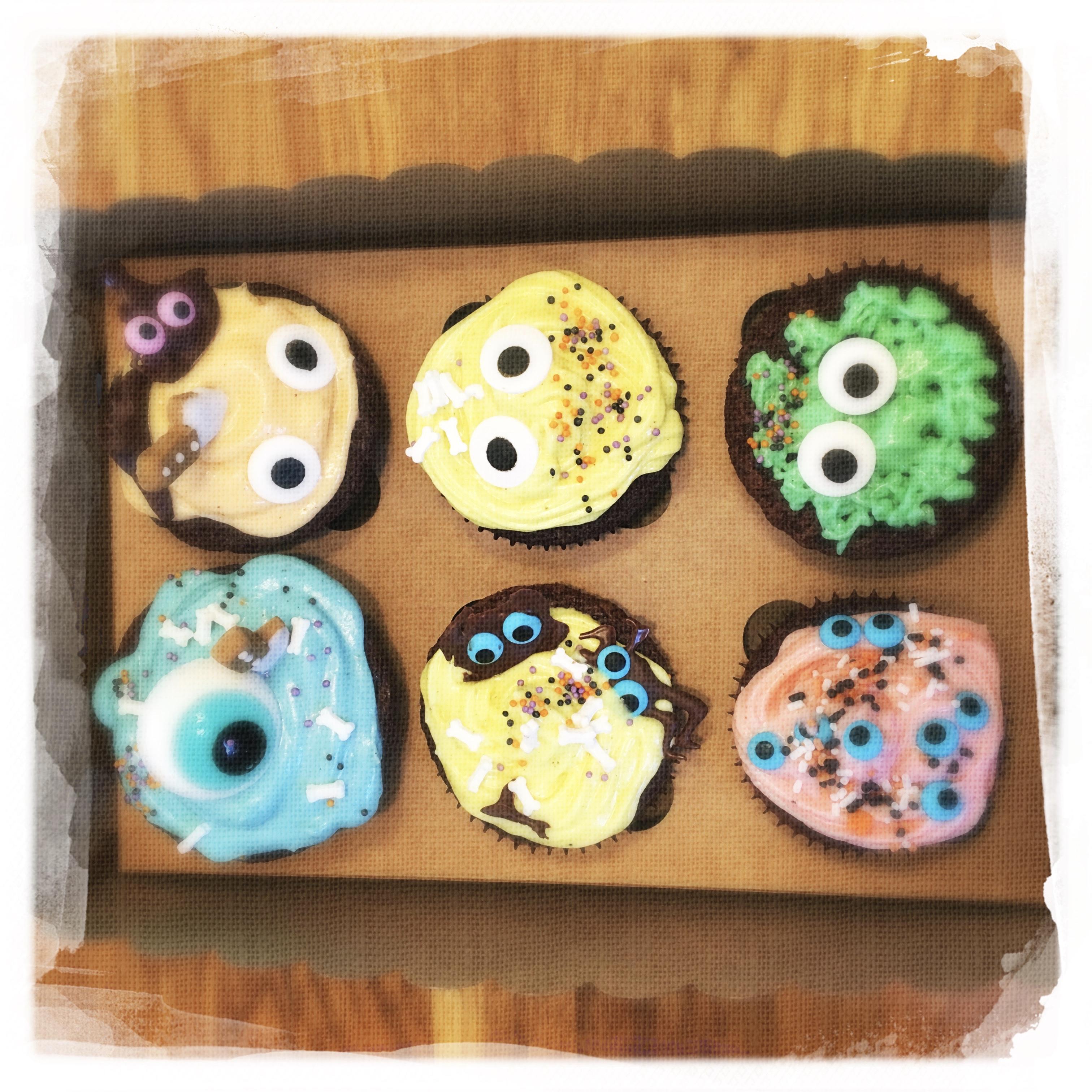 Cours Cupcakes de la Mort XIV