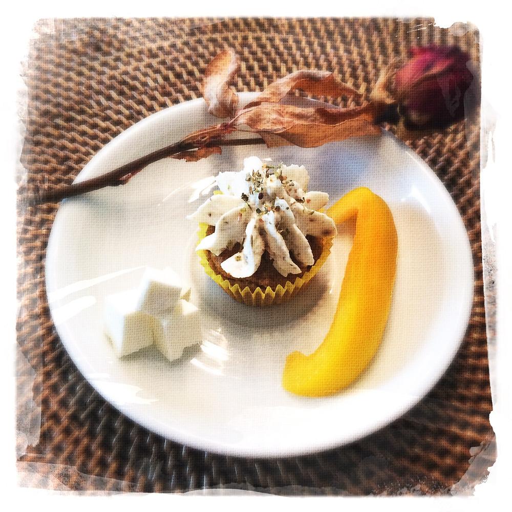Cupcake Poivron/Feta