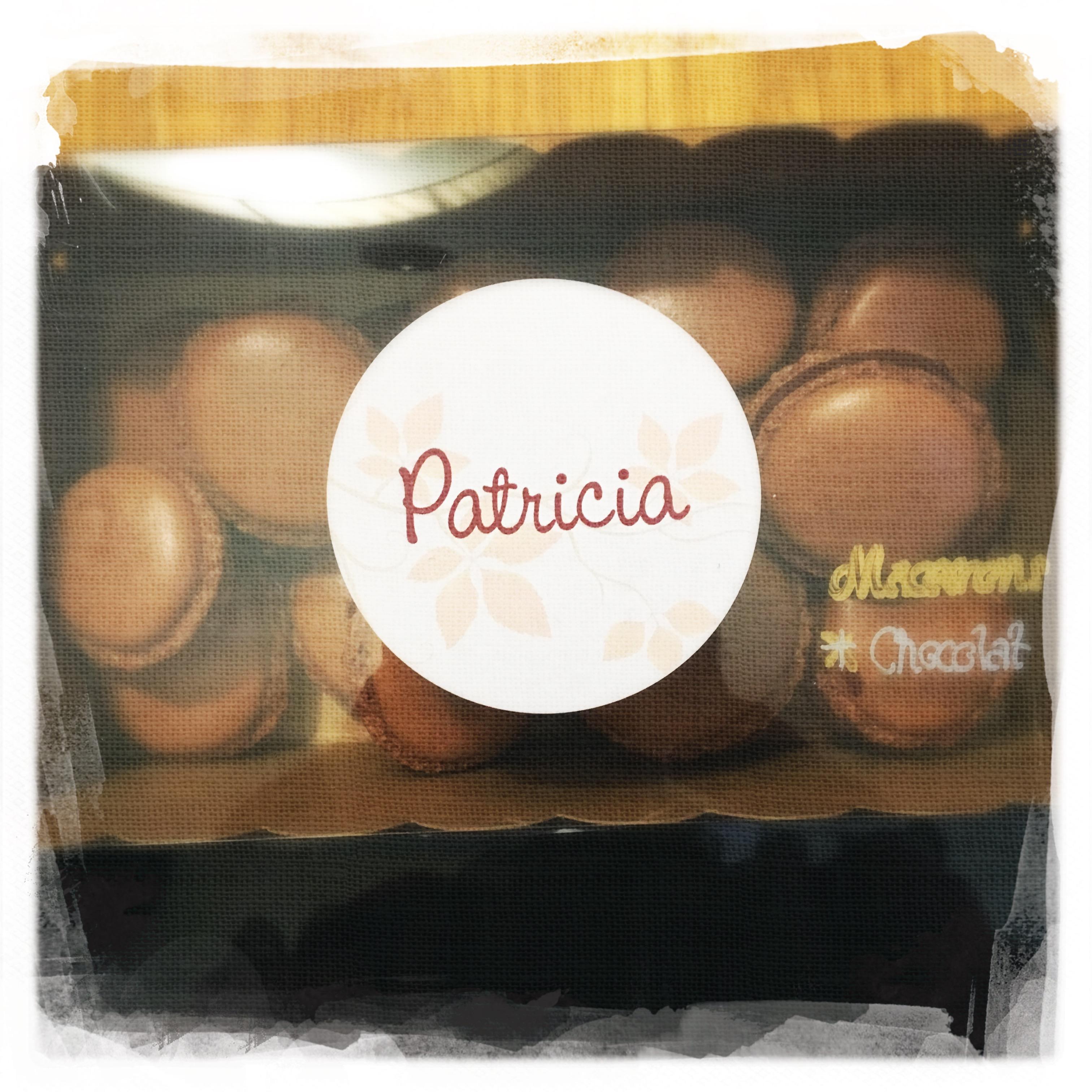Cours Macarons Chocolat XIV