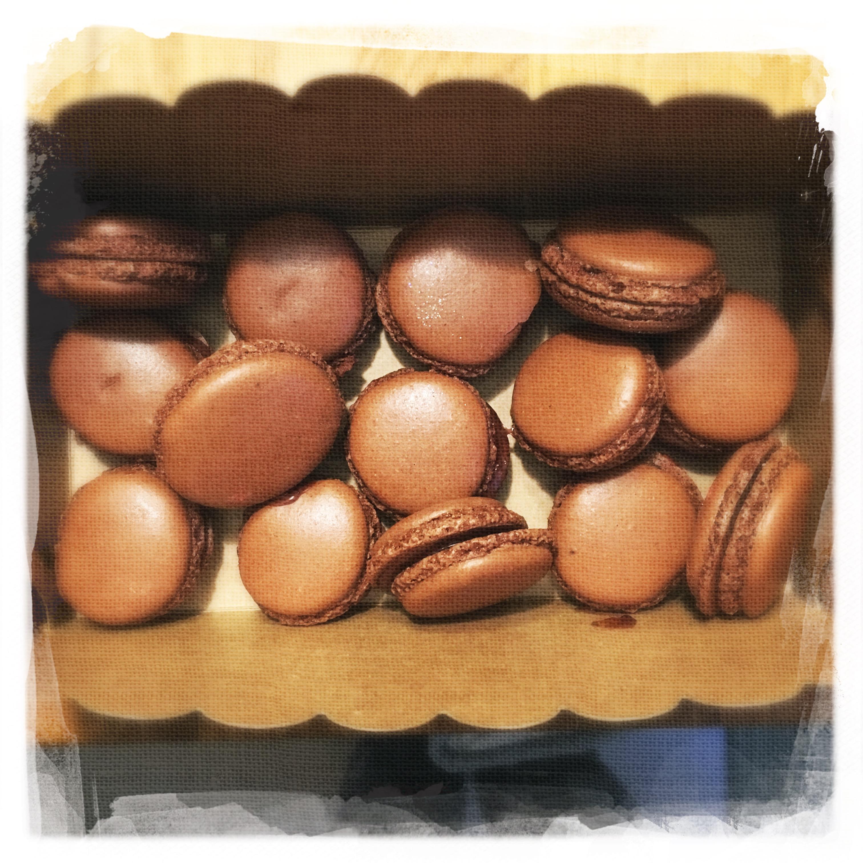 Cours Macarons Chocolat 2 XVIII