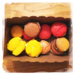 Cours Macarons salés 41